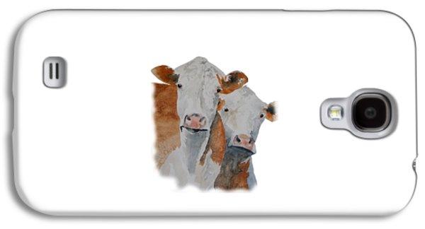 Got Hay? Galaxy S4 Case