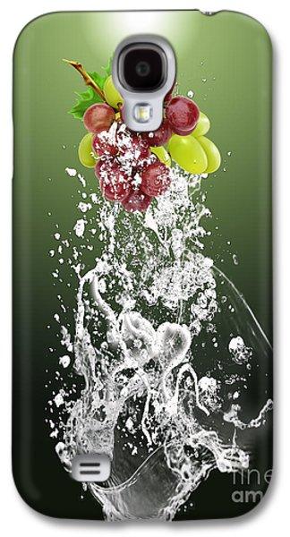 Grape Splash Galaxy S4 Case