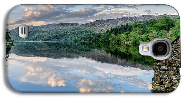 Gwynant Lake  Galaxy S4 Case by Adrian Evans