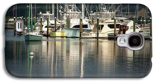 Harbor Reflections Galaxy S4 Case by Karol Livote