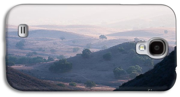 Hazy Pamo Valley Galaxy S4 Case