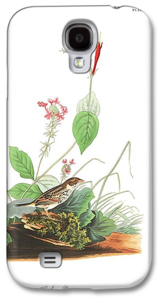 Henslow's Bunting  Galaxy S4 Case