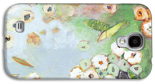 Lily Galaxy S4 Case - Hidden Lagoon Part I by Jennifer Lommers