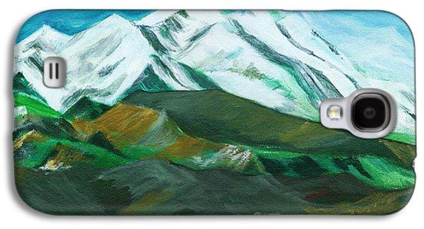 Himalaya Galaxy S4 Case by Anil Nene