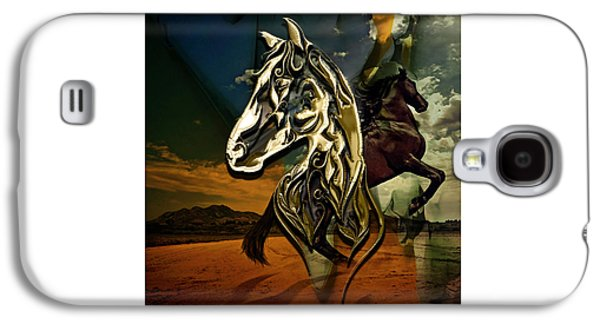 Horse Art Collection Galaxy S4 Case