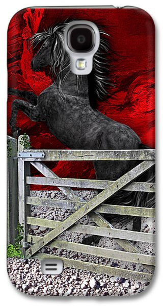Horse Dreams Collection Galaxy S4 Case