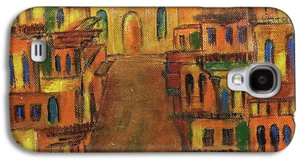 Houses Galaxy S4 Case by Siran  Ajel