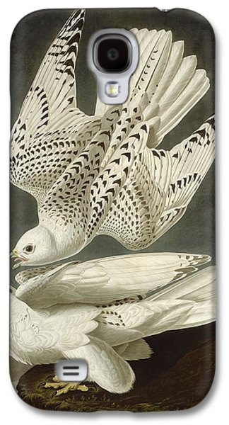 Iceland Or Jer Falcon Galaxy S4 Case by Rob Dreyer