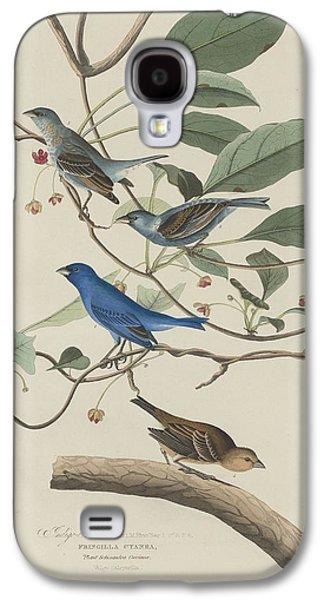 Indigo Bird Galaxy S4 Case by Rob Dreyer
