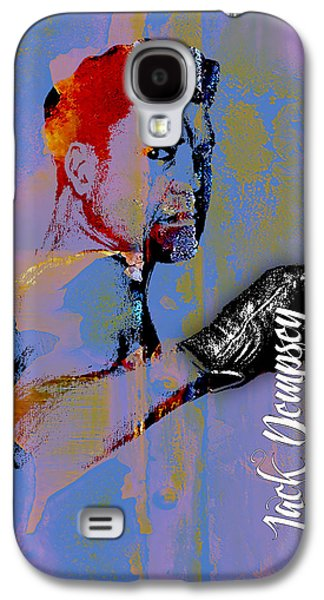 Jack Dempsey Collection Galaxy S4 Case
