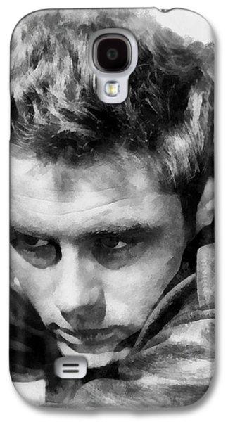 James Dean By John Springfield Galaxy S4 Case