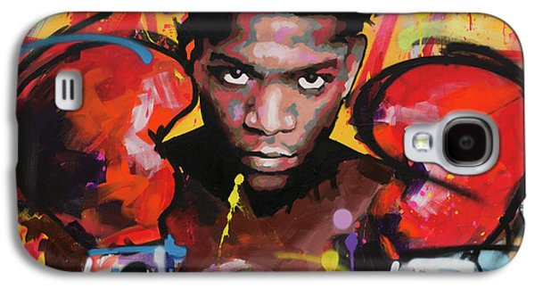 Jean Michel Basquiat Galaxy S4 Case