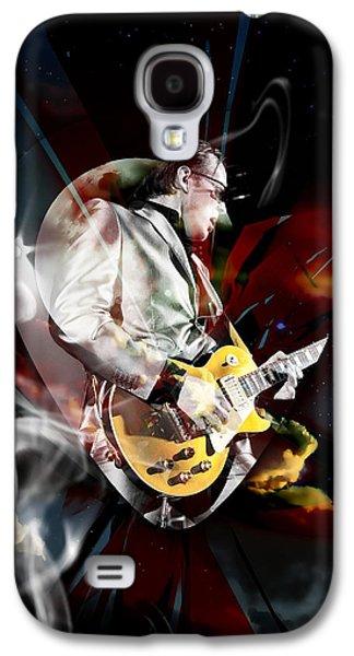 Joe Bonamassa Blues Guitarist Art Galaxy S4 Case