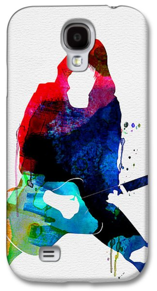 Johnny Watercolor Galaxy S4 Case