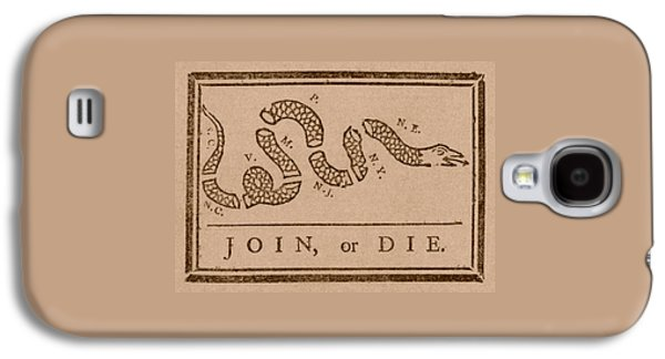 Snake Galaxy S4 Case - Join Or Die by War Is Hell Store