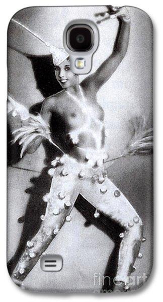 Josephine Baker Galaxy S4 Case by Stanislaus Walery