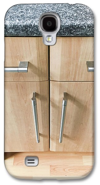 Kitchen Cupboards Galaxy S4 Case by Tom Gowanlock