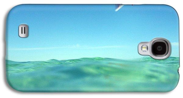 Kitesurfing Galaxy S4 Case