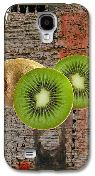 Kiwi Collection Galaxy S4 Case by Marvin Blaine
