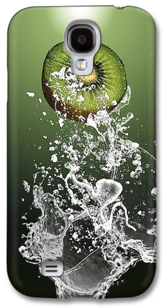Kiwi Splash Galaxy S4 Case by Marvin Blaine