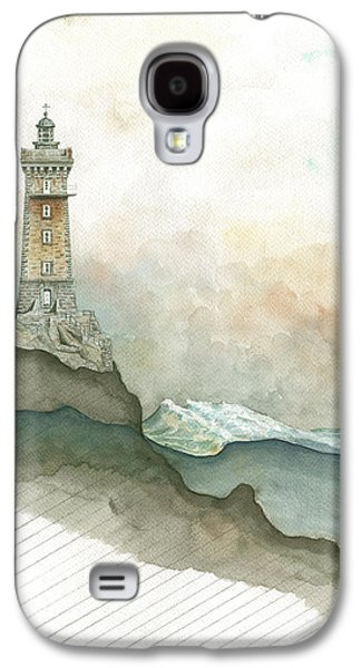 La Vieille Lighthouse Galaxy S4 Case by Juan Bosco