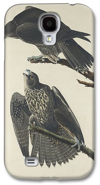 Labrador Falcon Galaxy S4 Case by Anton Oreshkin