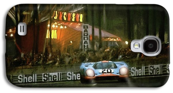Le Mans Legend Galaxy S4 Case by Peter Chilelli