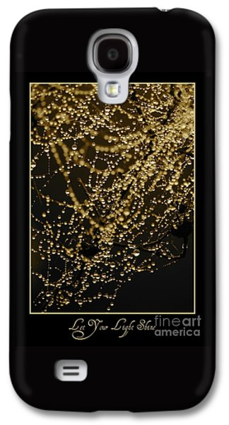Let Your Light Shine  Galaxy S4 Case by Carol Groenen
