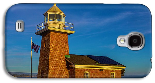 Lighthouse Point Galaxy S4 Case by Garry Gay