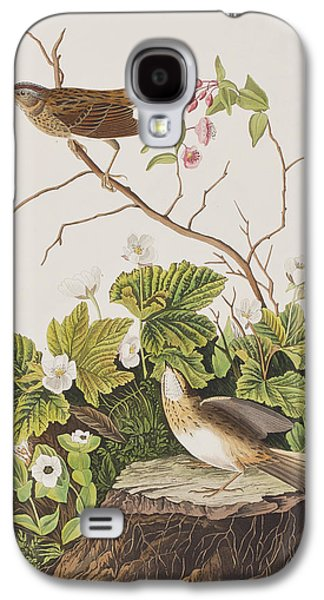 Lincoln Finch Galaxy S4 Case by John James Audubon