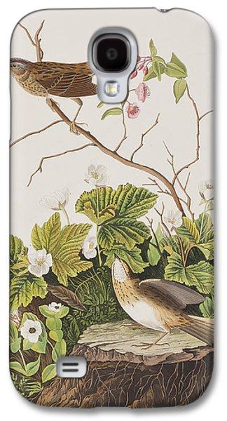 Lincoln Finch Galaxy S4 Case