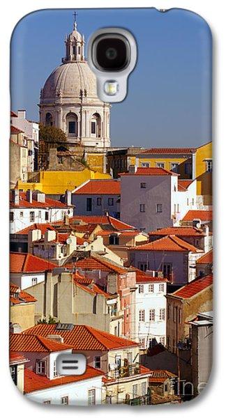 Lisbon View Galaxy S4 Case by Carlos Caetano