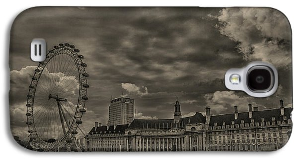 London Eye Galaxy S4 Case by Martin Newman
