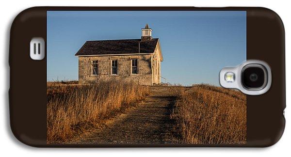 Lower Fox Creek School Galaxy S4 Case