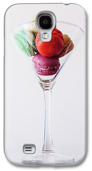 Macarons Galaxy S4 Case by Happy Home Artistry