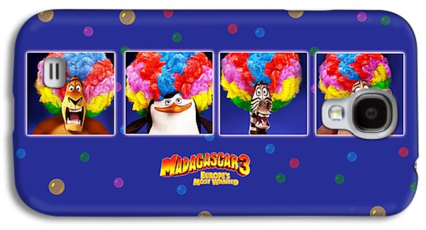 Design Galaxy S4 Case - Madagascar 3 Europe's Most Wanted by Maye Loeser
