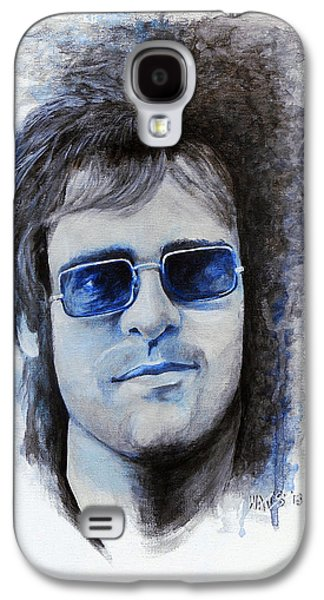 Madman Across The Water Galaxy S4 Case by William Walts