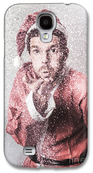 Magic Of Christmas Galaxy S4 Case