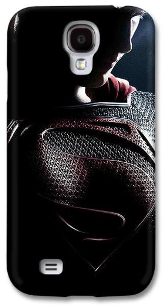 Man Of Steel 2013 Galaxy S4 Case