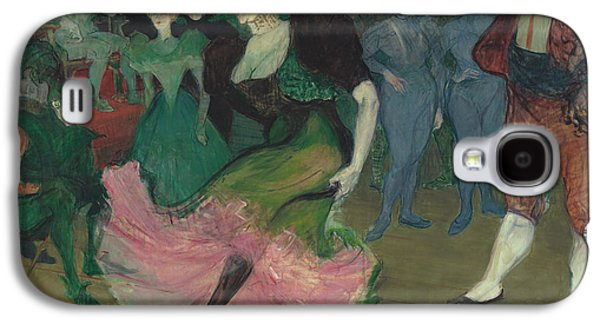 Marcelle Lender Dancing The Bolero In Chilperic Galaxy S4 Case by Henri De Toulouse-Lautrec