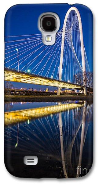 Margaret Hunt Hill Bridge Galaxy S4 Case