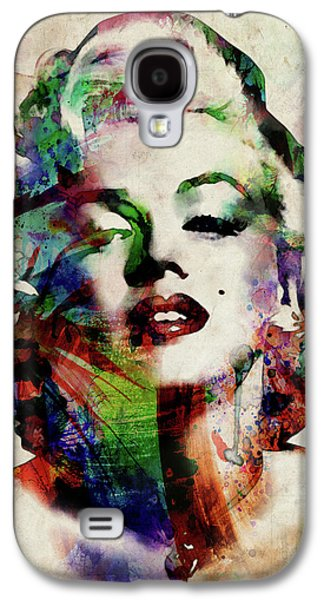 Marilyn Galaxy S4 Case by Michael Tompsett