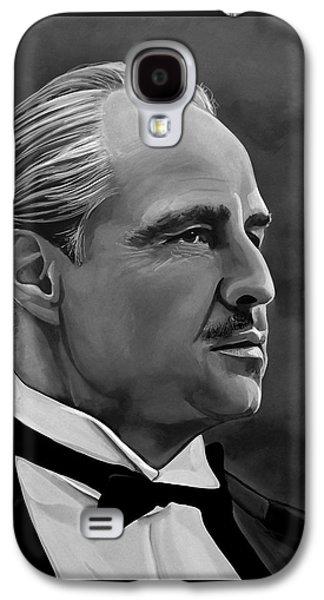 Marlon Brando Galaxy S4 Case