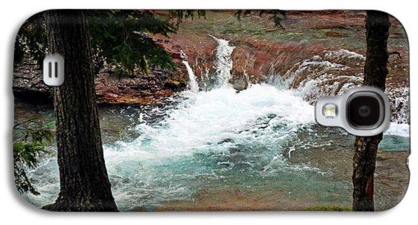 Mcdonald Creek  Galaxy S4 Case by Marty Koch