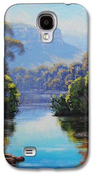 Megalong Creek Galaxy S4 Case