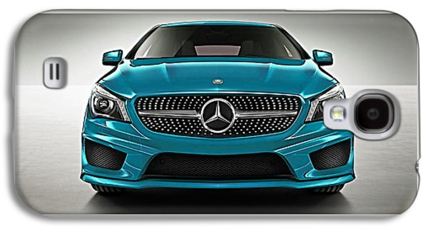 Mercedes Cla Class Coupe Collection Galaxy S4 Case