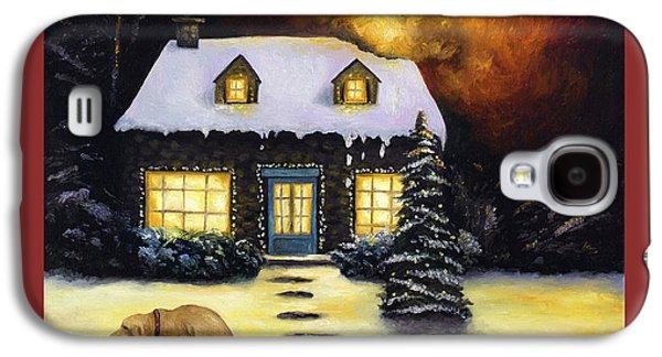 Merry Fricken Christmas  Galaxy S4 Case