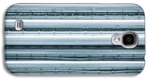 Metal Poles Galaxy S4 Case