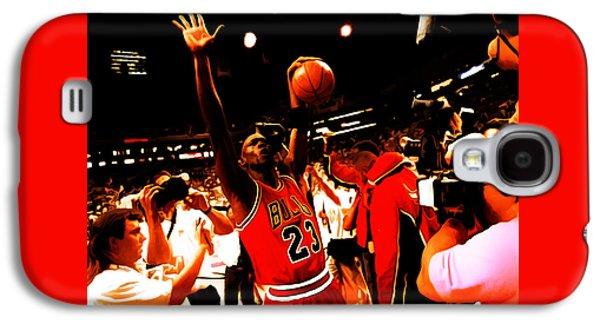 Michael Jordan Sweet Victory Galaxy S4 Case