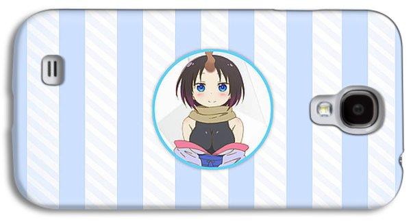 Design Galaxy S4 Case - Miss Kobayashi's Dragon Maid by Maye Loeser